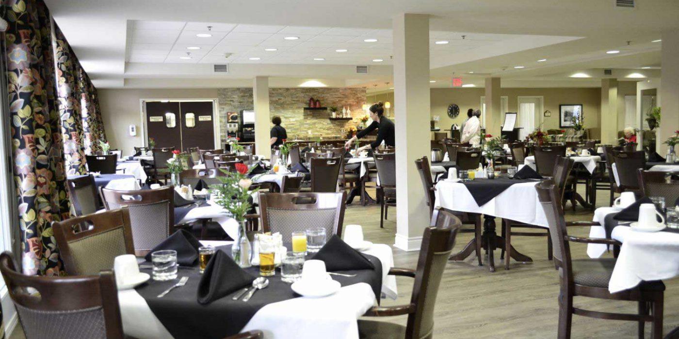 Queensview Dining