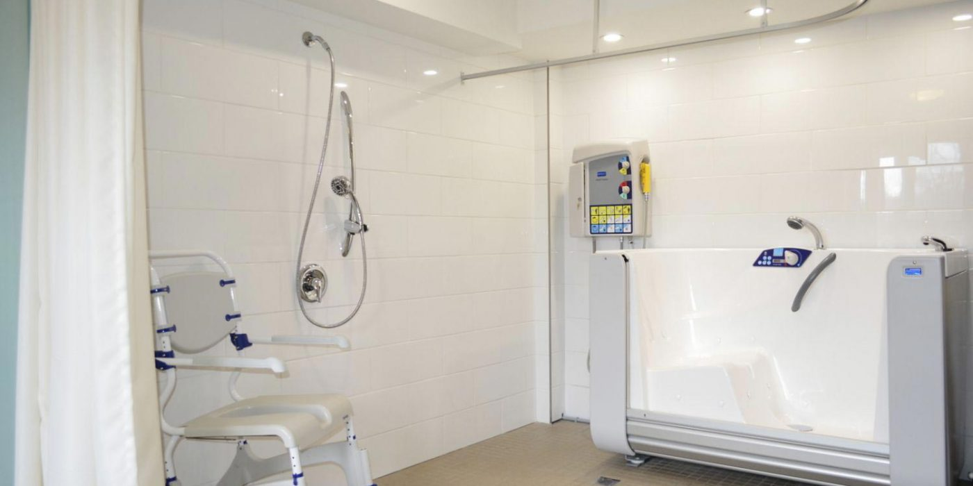 Queensview Therapeutic Tub