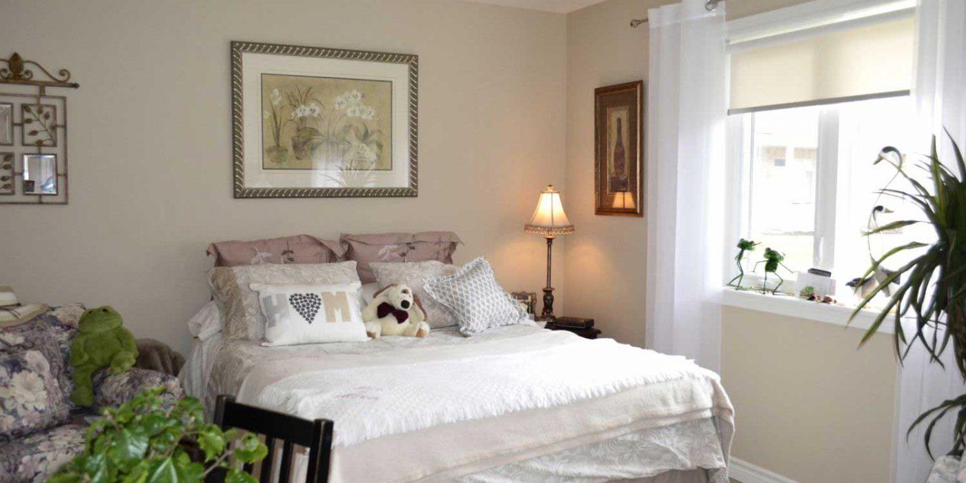 Queensview Villa Bedroom