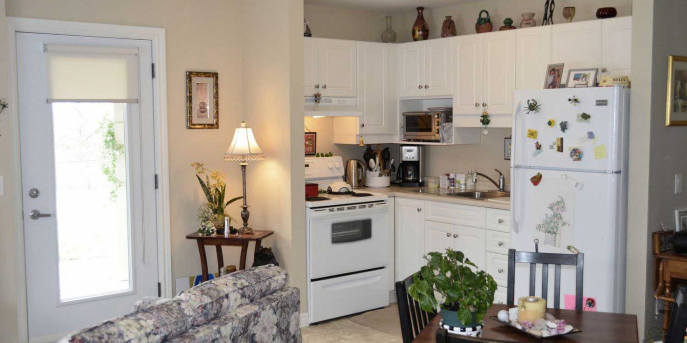 Queensview Villa Kitchen Area