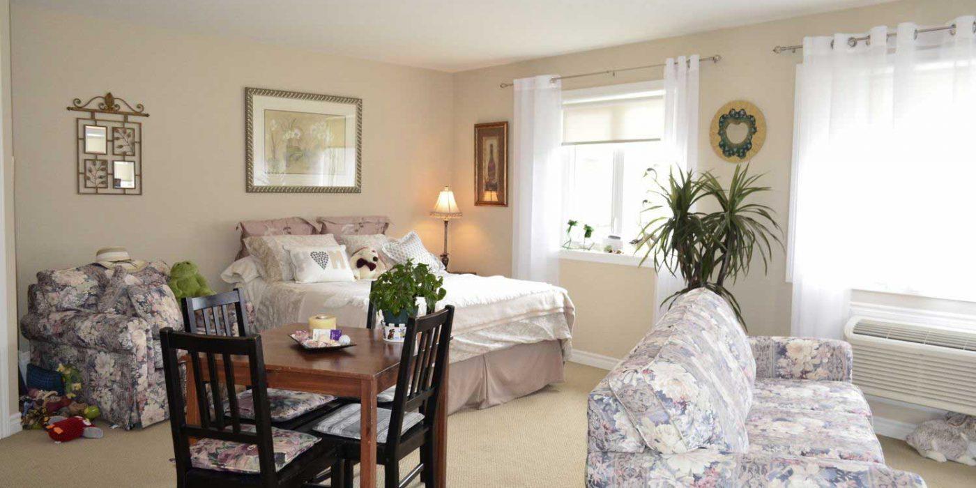 Queensview Villa Living Room
